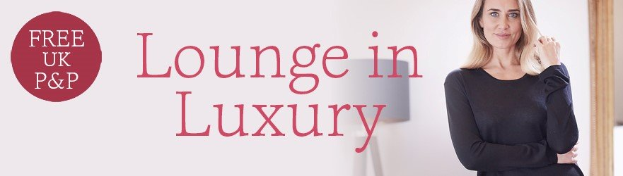 Luxury Loungewear