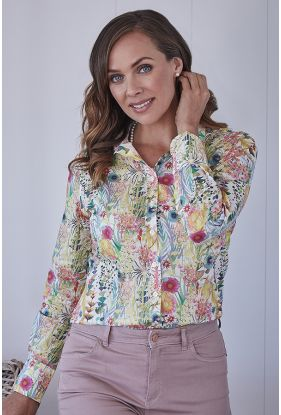 Tresco Liberty Print Shirt