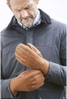 Gent's Sheepskin Gloves
