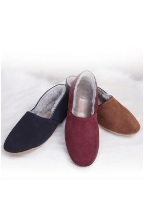 Gents Sheepskin Slippers