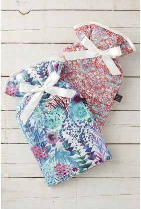 Liberty Print Hot Water Bottle
